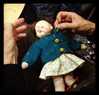 Crafty Quakers -- Doll